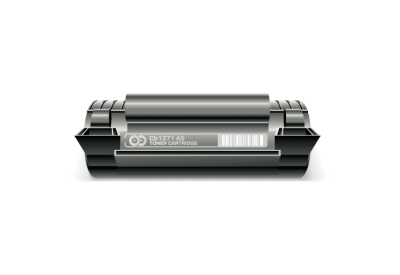 HP Q2612AD Black Toner Cartridge Dual Package