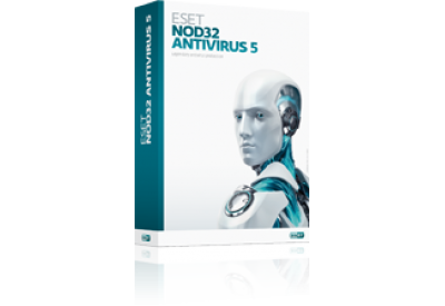 Eset NOD32 Antivirus 4 (5.0) 標準版