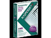 Kaspersky Internet Security 2012 (中/ 英文版)