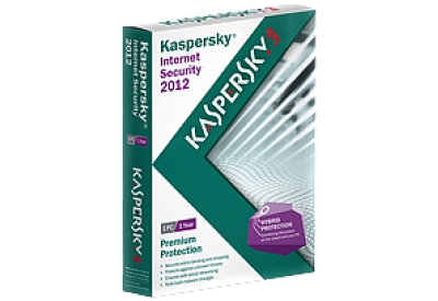 Kaspersky Internet Security 2012 (中/ 英文版)